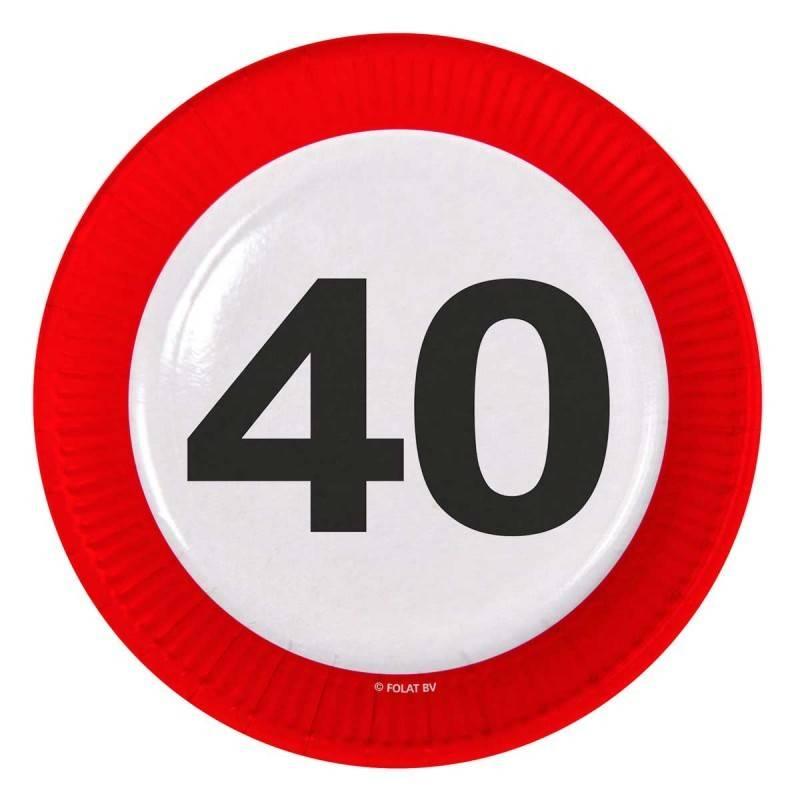 Jeetje, al weer 40!